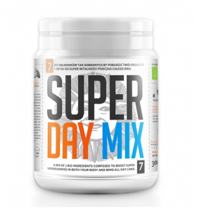 Super Day Mix pulbere BIO 300g Diet Food