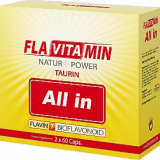 FlaVitaMin + Power Taurina All in 2x60 capsule Vitacrystal