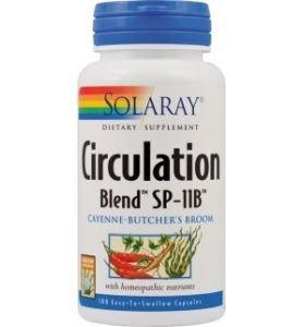 Circulation Blend, 100 cps, Solaray