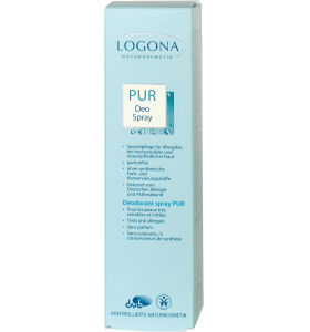 Deodorant spray Bio Pur, 100ml, Logona