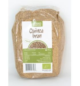 Tarate de quinoa bio 150g Dragon Superfoods
