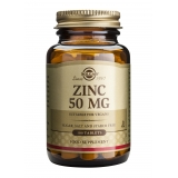 Zinc Gluconate 50mg, 100 tablete, Solgar