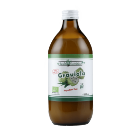 Suc Graviola pur Bio, 500ml, Health Nutrition