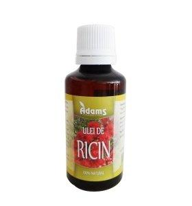 Ulei de ricin, 50ml, Adams Vision